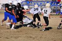 2010:  Crowell Cats @ Rule Cobras