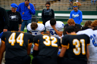 2012:  Texas Six Man D II State Championship Game:  Follett Vs. Richland Springs