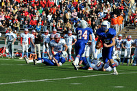 2009 Texas Six-Man Division II Championship:  Borden County vs Highland