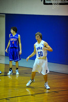 2011 Basketball:  Knox City @ Rule